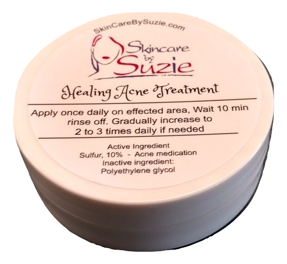Healing Acne Treatment