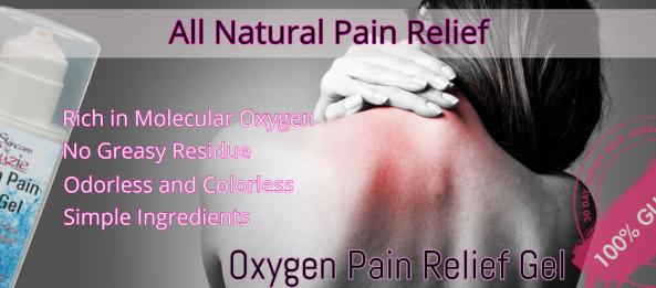 Oxygen Pain Relif Gel